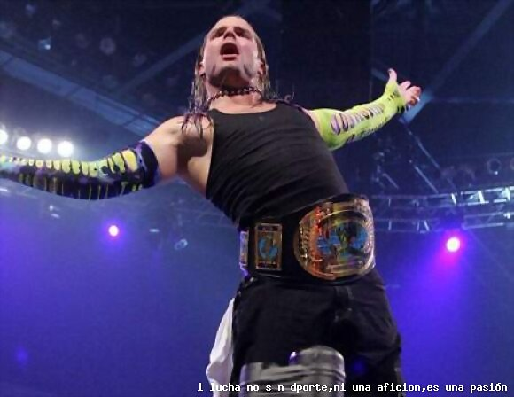 Jeff Hardy  Intercontinental Champion Jeff Hardy Intercontinental Champion