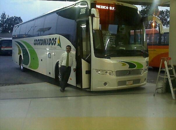 the new volvo 9700 coordinados premier