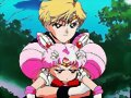 sailor uranus y sailor chibi-moon
