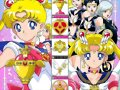 eterna sailor moon y las chicas stars light