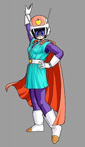 Gran Saiyaman 2 (Dragon Ball Z)