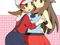 Lyra y Leaf (Pokemon)