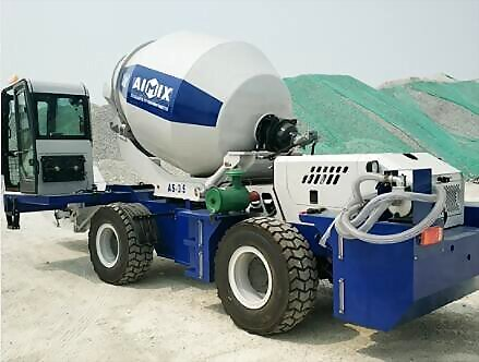 How To Buy A Self Loading Mobile Concrete Mixer