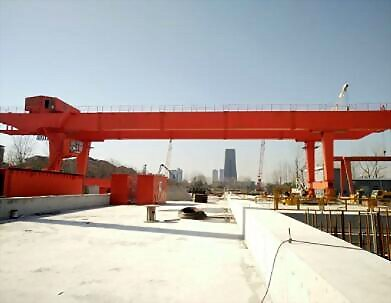 Know The Different Kinds Of 80-Ton Gantry Cranes