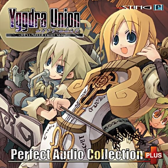 Yggdra Union Perfect Audio Collection PLUS+