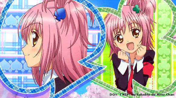 Amu is a kawaii girl! ^^