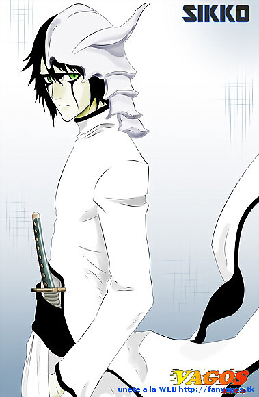 Ulquiorra - Fan Art