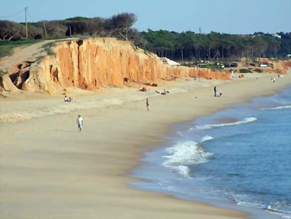 playa, quarteira (portugal)