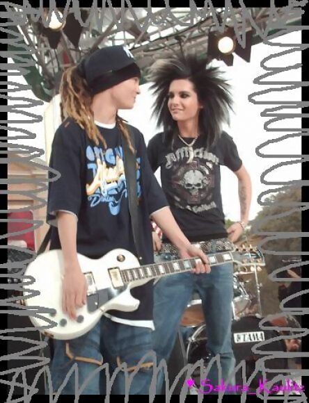 HERMANITOS KAULITZ!