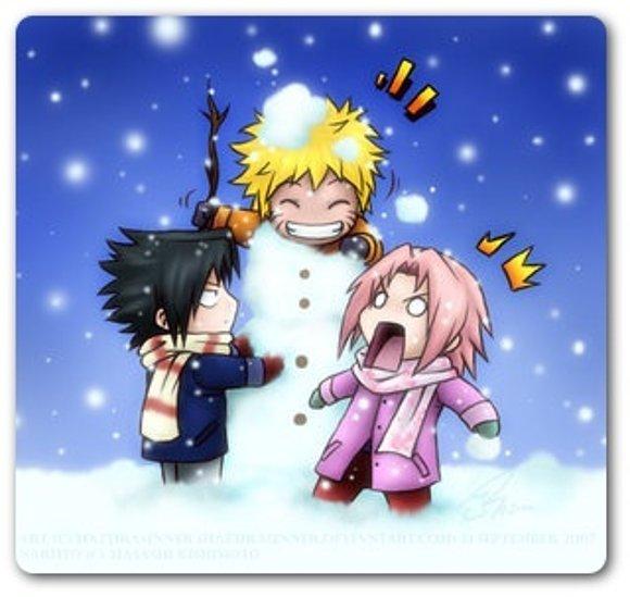 Felicitaciones De Navidad Anime.Anime Anime Mas Anime Y Algo Mas