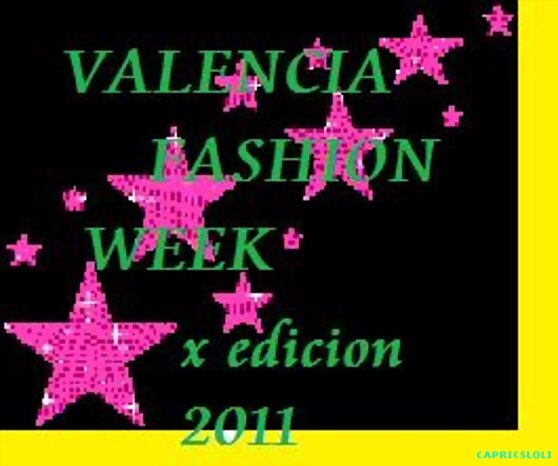 casting,x edicion VALENCIA FASHION WEEK¨¨¨¨¨¨¨