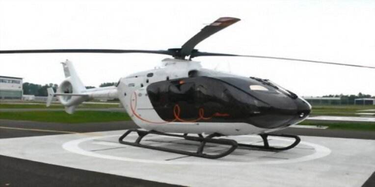 helicopter halcon