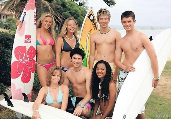 blue water high 2ª temporada