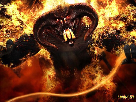 Balrog de Morgoth