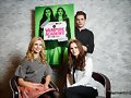 Lucy Fry - Vampire Academy Cast in Texas 2014