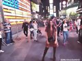 Allie Bertram en Nueva York
