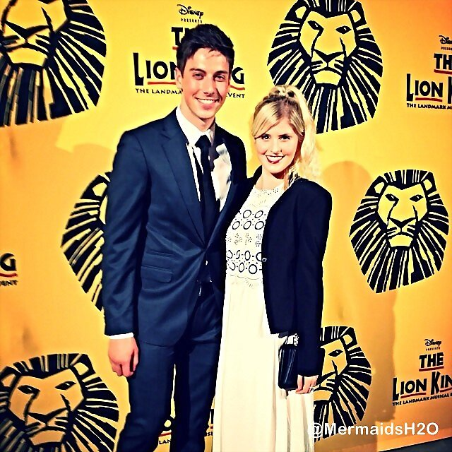 Amy Ruffle & Lincoln Younes -The Lion King Musical