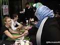 Lucy Fry & Dominic Sherwood Meet Fans New Jersey