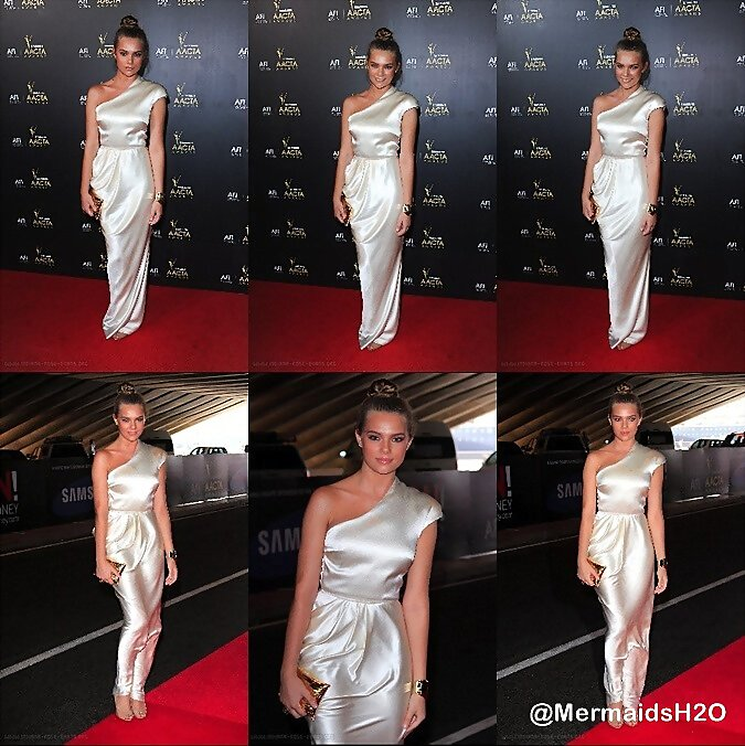Indiana Evans - 2012 AACTA Awards