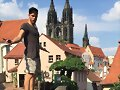 Luke Mitchell en Germany