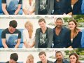 Claire & Phoebe- TV Guide Interview Comic Con 2013