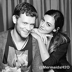 Joseph M. & Phoebe - The Originals Comic-Con shoot