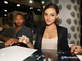 Phoebe Tonkin-Comic Con 2013 The Originals signing