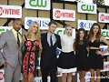 Phoebe & Claire-CW, CBS & Showtime 2013 Summer TCA