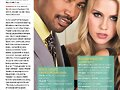 Claire Holt en la revista TV Guide 2013