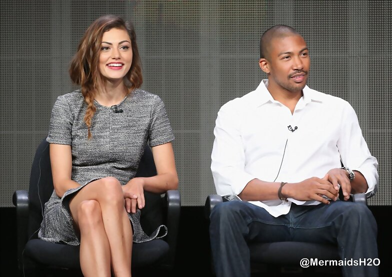 Phoebe Tonkin- July 30, 2013 Summer TCA Tour,Day 7
