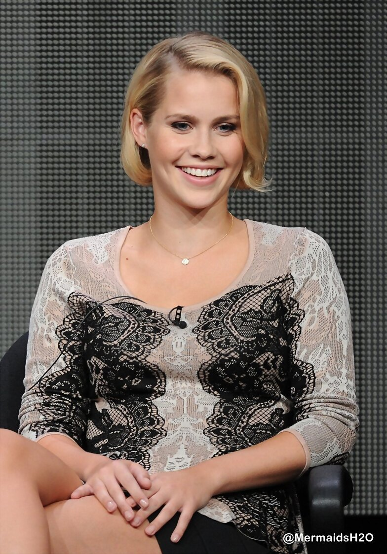 Claire Holt - July 30, 2013 Summer TCA Tour,Day 7