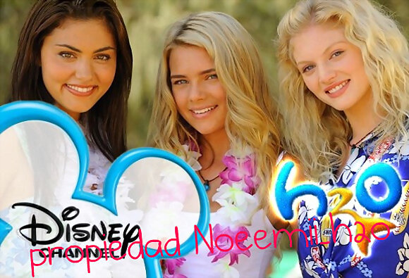 H2O en Disney Channel!