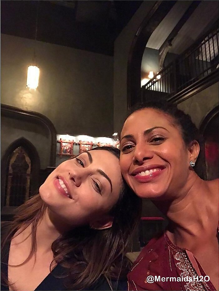 Phoebe Tonkin en The Originals 4ª temporada