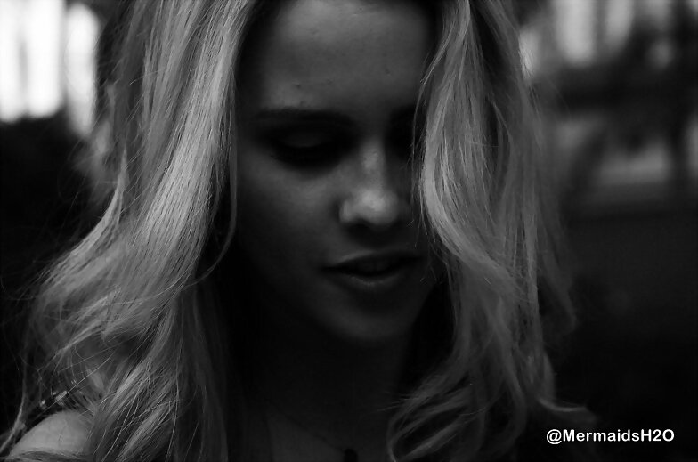 Claire Holt by Iman Chenonceau 2014