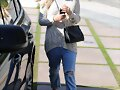 Claire Holt after shopping in LA, April 3, 2014