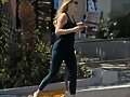 Claire Holt en Los Angeles (May 10, 2014)