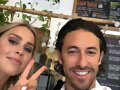 Claire Holt y Andrew Joblon | July 2018