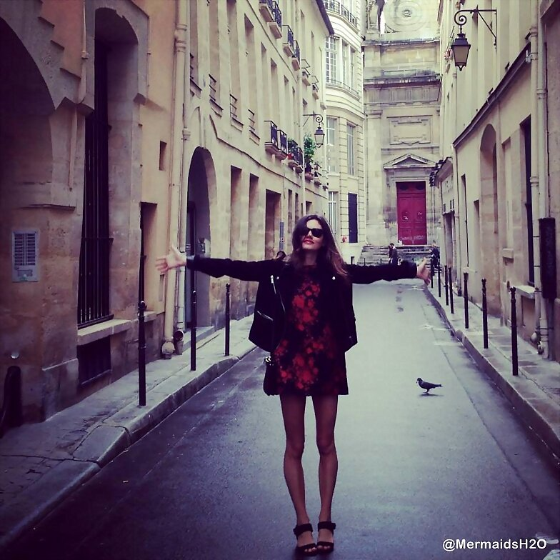 Phoebe Tonkin en Paris | May 2014