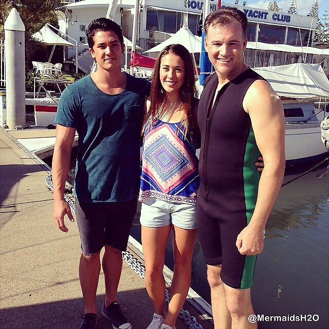 Behind-the-scenes Mako Mermaids Season 2