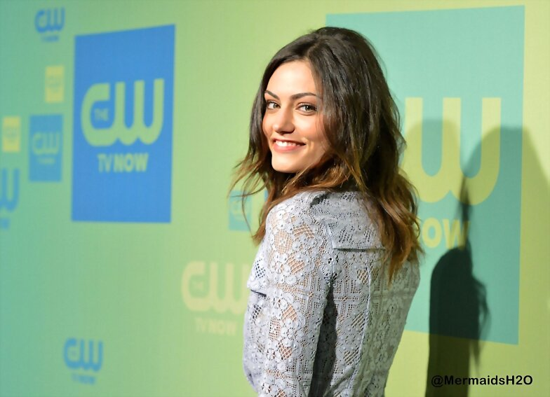 Phoebe Tonkin - The CW Network's 2014 Upfront