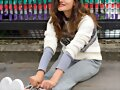 Phoebe Tonkin photoshoot ASOS London 2014