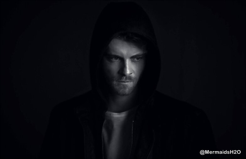 Luke Mitchell photoshoot