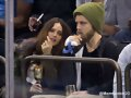 Luke Mitchell & Rebecca Breeds game day | 2017