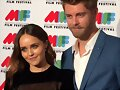 Luke Mitchell & Rebecca Breeds movie premiere 2017