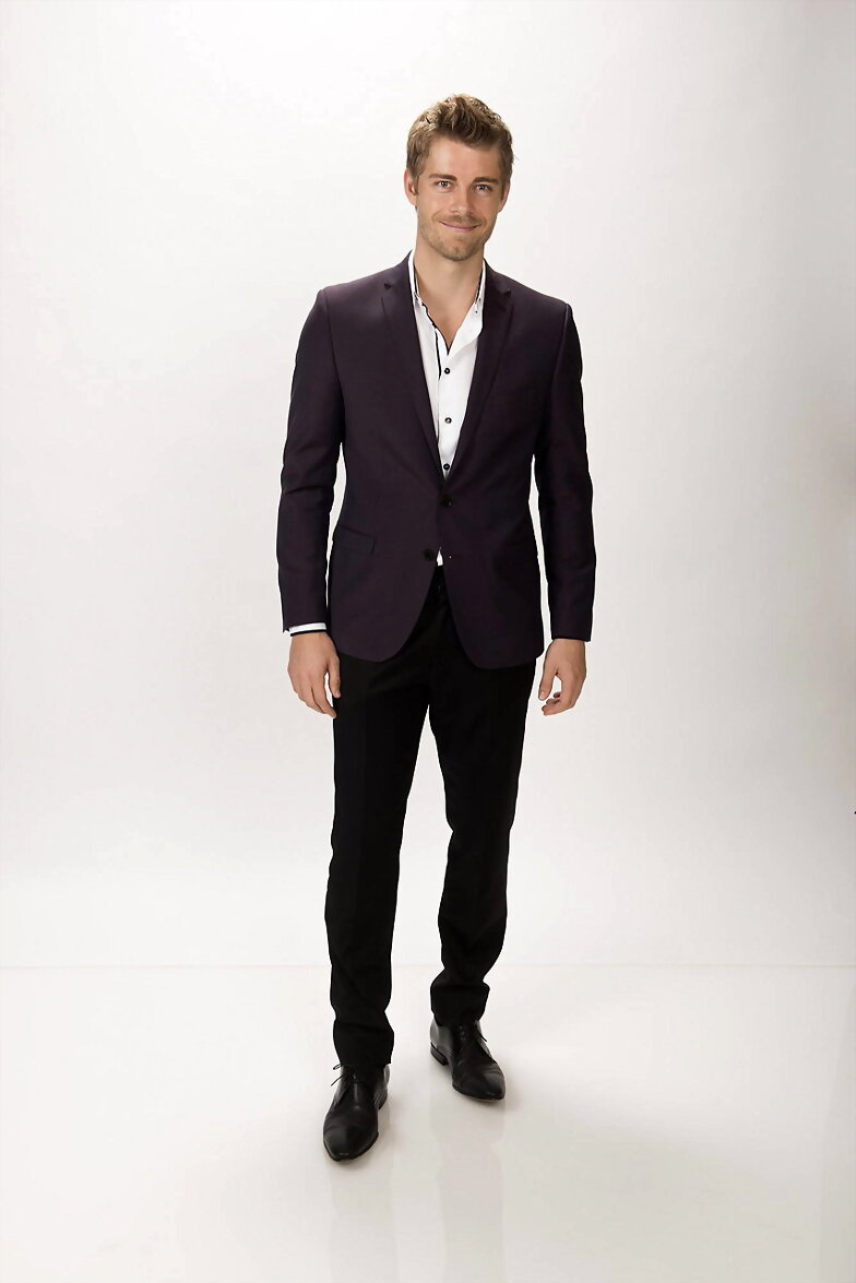 Luke Mitchell photoshoot 2015