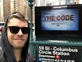 Luke Mitchell en Nueva York