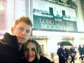 Luke Mitchell & Rebecca Breeds en Nueva York