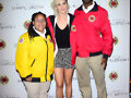 Claire Holt - City Year LA Spring Break April 2015