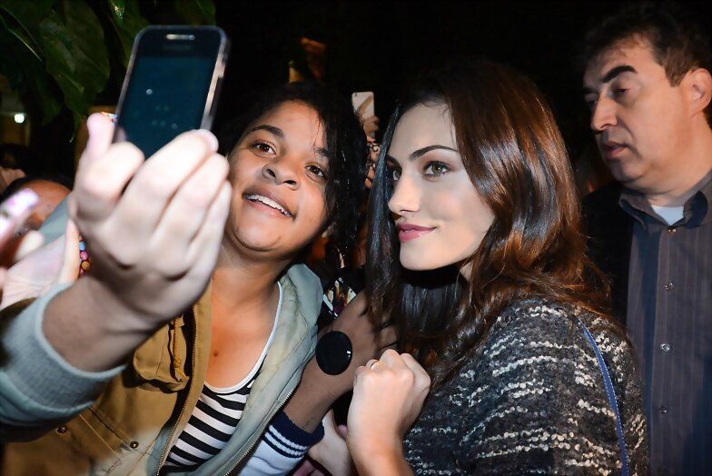 Phoebe Tonkin - Le Lis Blanc Event in Brazil 2015