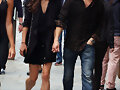 Phoebe Tonkin & Paul Wesley en Paris, May 25, 2015